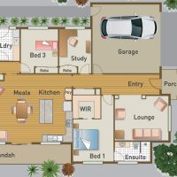 Building plan designs and enhancements