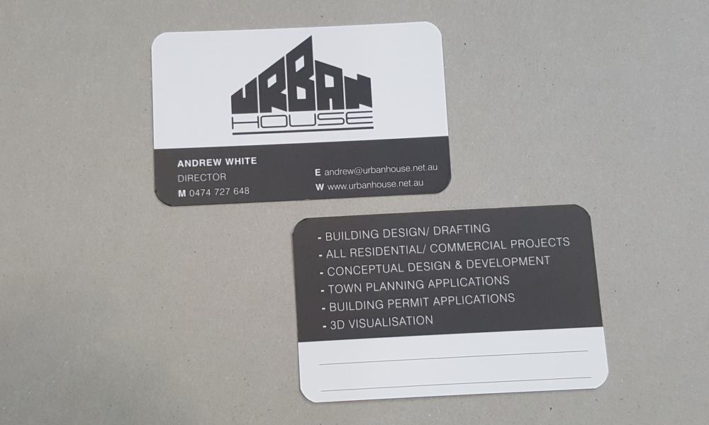 business cards warragul