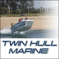 New Website for Twin Hull Marine